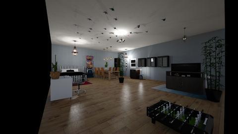 House - Modern - Bedroom  - by Neyvelin Solis