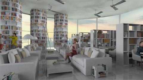 modern library0 - by Vita17