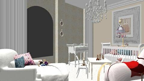 Valeria - Classic - Kids room - by Beatriz Fernandez