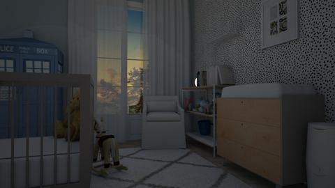 Nursery - Modern - Kids room  - by Annathea