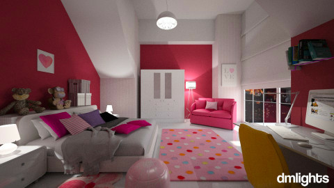 sweet - Modern - Kids room  - by Senia N
