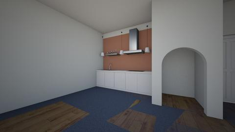 project - Living room  - by adamueller