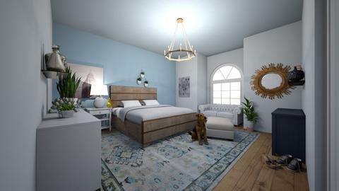 Master Bedroom_ - Bedroom  - by Natalie Pearson