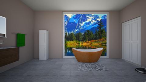 masterbath - Bathroom  - by DAjanaeC
