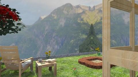 best holiday - Modern - Garden  - by lamzoi