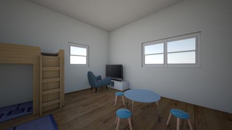 Little boys room - Kids room - by HannahDesgins