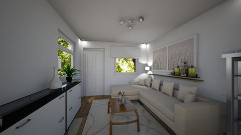 pl2 living room - Kitchen - by qmdcarino
