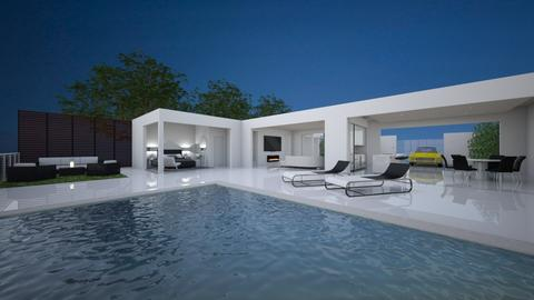 LA House - Modern - Garden  - by deleted_1565009666_athinaste