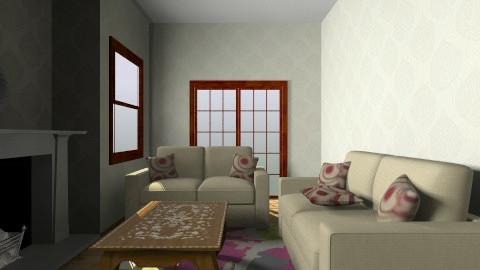 Living - Living room - by langerreka