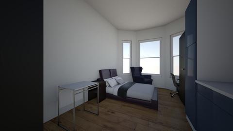 Olav Kyrres Gate 4 - Living room  - by Hakonwj