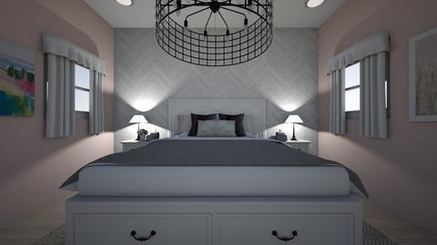Farmhouse room - Bedroom - by Whitney VanManen