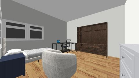 Youssef fahmy - Bedroom  - by yousseff313