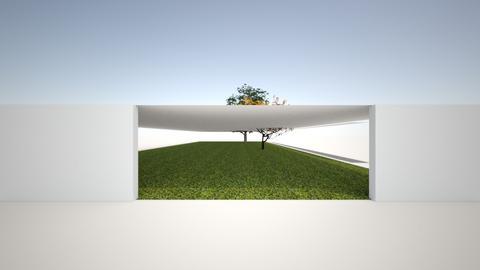 Bet Hakshatot - Garden  - by Nim Room