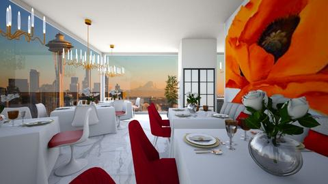 restaurant - by Love 1989