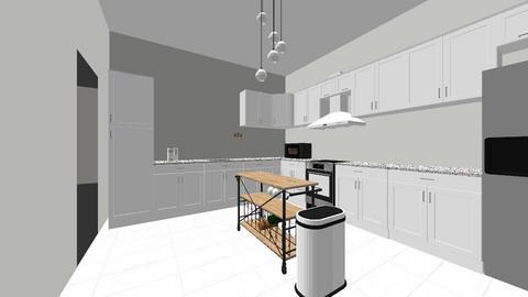 moms kitchen - Kitchen  - by amandalzh