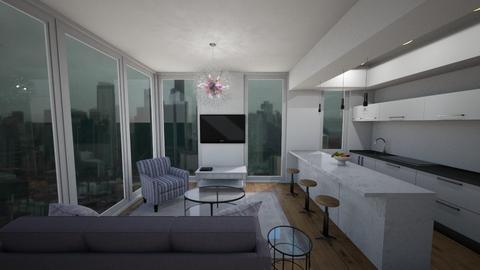apartment  - Living room  - by amari1234