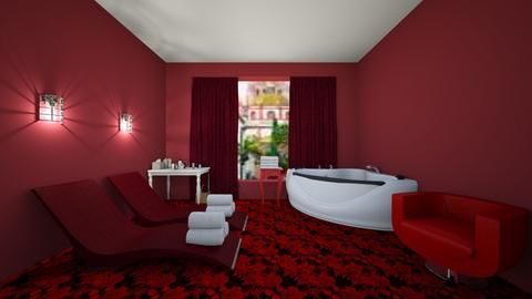 Spa _ My version - Global - Bathroom - by KittyGirl31