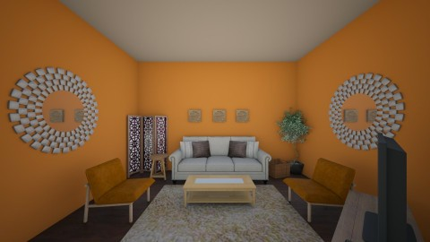 Toni - Modern - Living room - by alleexxaa