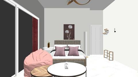 dreamy - Modern - Bedroom - by RANDJEAN