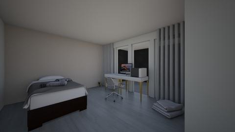 teen room - Modern - Bedroom  - by chad0987654321