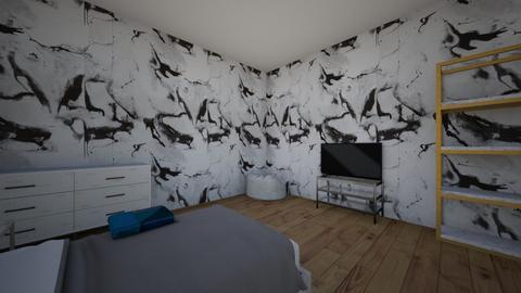 The Bedroom - Modern - Bedroom  - by SuS_pEaNuT