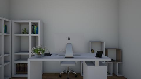 Modern Office - Modern - Office  - by xxxItsDesignerGirl