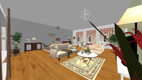 Living Room  - Living room  - by zuzanasimockova