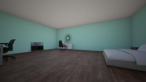 chambre - Bedroom - by egarneau2
