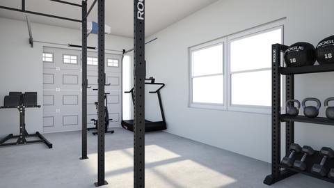 kriter gym - by rogue_4ba3893a63f857059b5c6e5538023