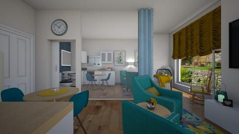 elderly apartment - Classic - by donella