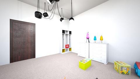 Otroska soba - Kids room  - by Chrystal Meth