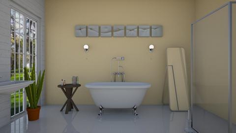 lovely bathroom - Bathroom  - by charlottefolk
