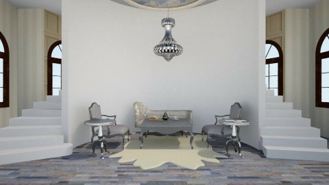 Estate Part 1 - Glamour - by TheQueenOfRandomness