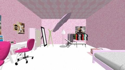 marinettes bedroom  - Bedroom  - by adrinetteshipper1214