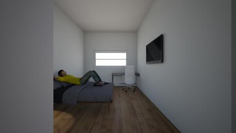 David - Bedroom  - by Natali1984