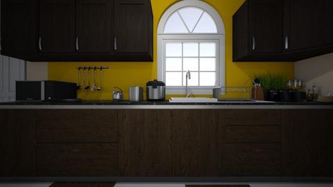 Kitchen 4 - Kitchen - by i3TeaTimei3