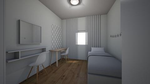 Noa Altman 3 - Kids room  - by erlichroni
