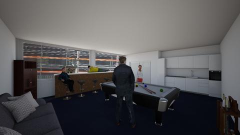 Sporty kitchen 2 - Kitchen - by The New Kitchen