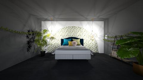 Garden Bedroom - Bedroom  - by Brown Bear Interior