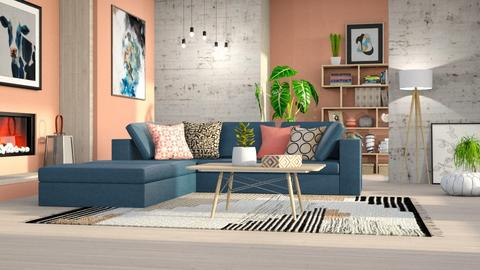 Conran - Living room  - by LB1981