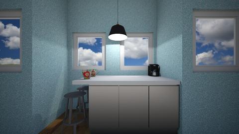 Coffee Nook - Kitchen  - by Design3690