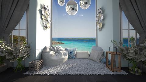 coastal getaway - Bedroom  - by nitya_avvari