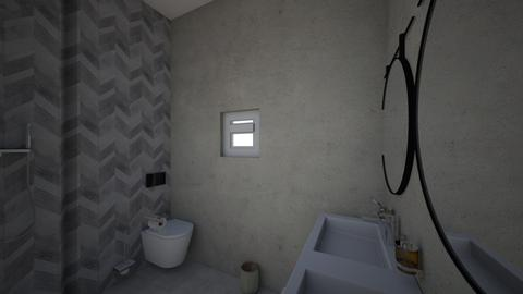 badkamer - Glamour - Bathroom  - by charoonn