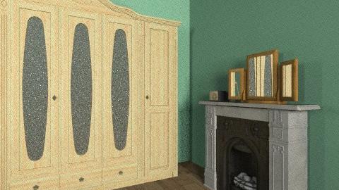 Beautifull desing - Rustic - Bedroom  - by cinnty