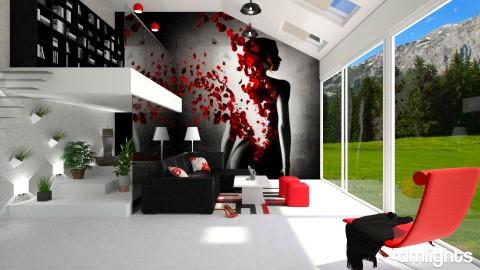 BRW_light - Modern - Living room - by DMLights-user-1545584