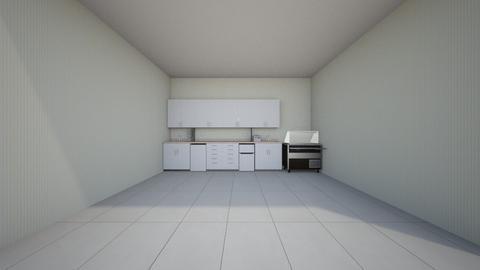 first kitchen - Kitchen  - by DCZAJA14