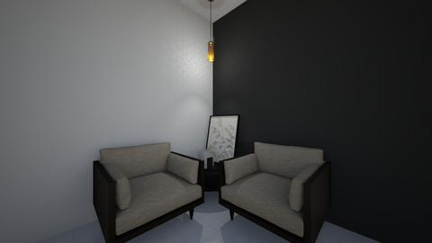 Megan Whites room  - Minimal - Living room  - by waffledoghaha