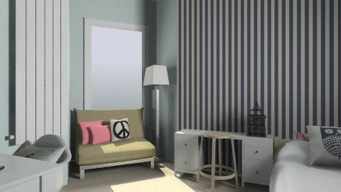 jfhgveivc - Retro - Living room  - by 98cw48
