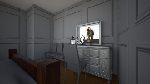 bedroom 007 - Classic - Bedroom  - by charos007
