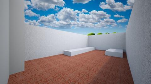 Fracc rincon verde - Living room - by argeideas